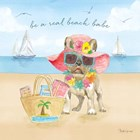 Summer Paws IV by Beth Grove art print