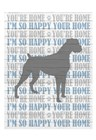 You're Home v3 by Allen Kimberly art print