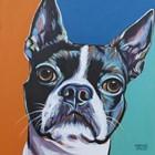 Dog Friend III by Carolee Vitaletti art print