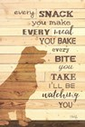 Every Snack you Make by Marla Rae art print