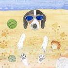 Ruffin' It IV by Alicia Ludwig art print