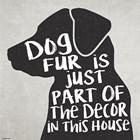 Dog Fur by Kyra Brown art print