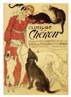 Clinique Cheron art print