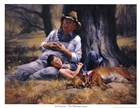 Afternoon Snooze by Jack Sorenson art print