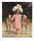 Alice Antoinette by Jan Van Beers art print