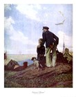 Outward Bound by Norman Rockwell art print