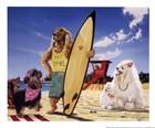 Hot Dawg by Scott Westmoreland art print
