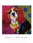 Annie by Ron Burns art print