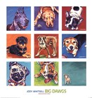Big Dawgs by Jody Whitsell art print