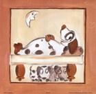 Puppy Love IV by Alfred Gockel art print