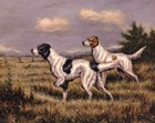 Bird Dogs by Cj Frank art print