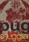 Pug Snuggler by M.J. Lew art print