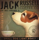 Jack Russell Coffee Co by Stephen Fowler art print