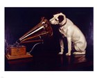 His Masters Voice art print