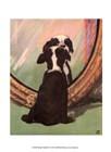 Terrier Trouble IV art print