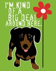Big Deal by Ginger Oliphant art print