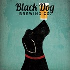 Black Dog Brewing Co. by Ryan Fowler art print