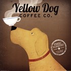 Yellow Dog Coffee Co. by Ryan Fowler art print