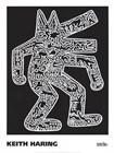 Dog, 1985 by Keith Haring art print
