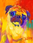 Pugness by Robert Blehert art print