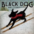 Black Dog Ski Co. by Ryan Fowler art print