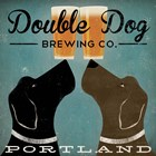 Double Dog Brewing Co. by Ryan Fowler art print