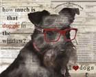 Doggie in the Window by Conrad Knutsen art print