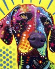 German Short Hair Pointer by Dean Russo art print