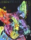 Scottish Terrier by Dean Russo art print