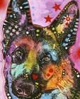 Shepherd Love by Dean Russo- Exclusive art print