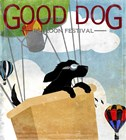 Good Dog Balloon Festival by Good Dog Studios art print