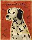 Dalmation by John W. Golden art print