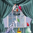 Bird Dogs VIII by David Sheskin art print