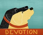 Devotion by Stephen Huneck art print