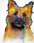 Cairn Terrier 1 by Marlene Watson art print
