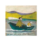 A Day Out with Little Betty by Sam Toft art print
