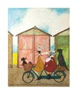 There May Be Better Ways to Spend an Afternoon by Sam Toft art print