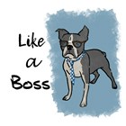 Like A Boss by Marcus Prime art print