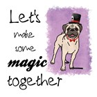 Making Magic by Marcus Prime art print