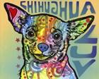 Chihuahua Luv by Dean Russo art print