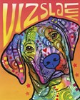 Vizsla Luv by Dean Russo art print