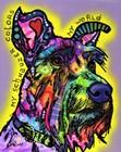 My Schnauzer by Dean Russo art print