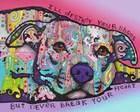 Never Break Your Heart by Dean Russo art print