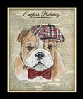 English Bulldog by Jean Plout art print