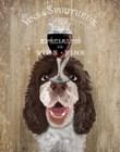 Dog Au Vin, Springer Spaniel by Fab Funky art print
