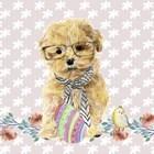 Easter Pups I by Melissa Wang art print