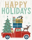 Holiday on Wheels III v2 by Michael Mullan art print