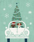 Holiday on Wheels XIII by Michael Mullan art print
