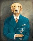 John Steinbark by Avery Tillmon art print