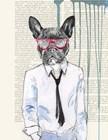Gentleman by Matt Spencer art print